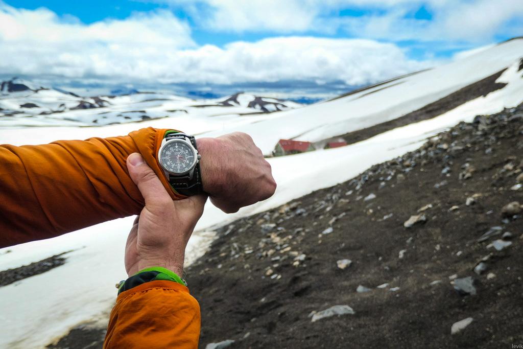 один день программиста из Гугла в походе по Исландии, фото 27