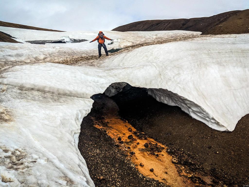 один день программиста из Гугла в походе по Исландии, фото 39