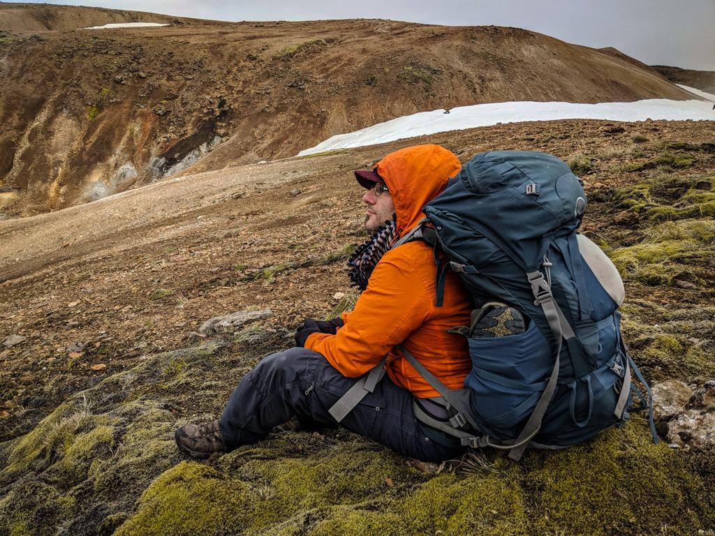один день программиста из Гугла в походе по Исландии, фото 45