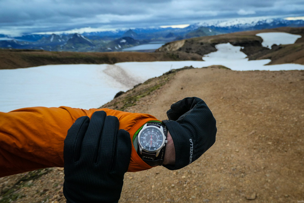 один день программиста из Гугла в походе по Исландии, фото 48