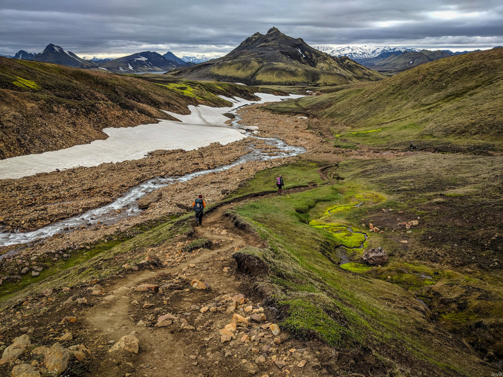 один день программиста из Гугла в походе по Исландии, фото 51