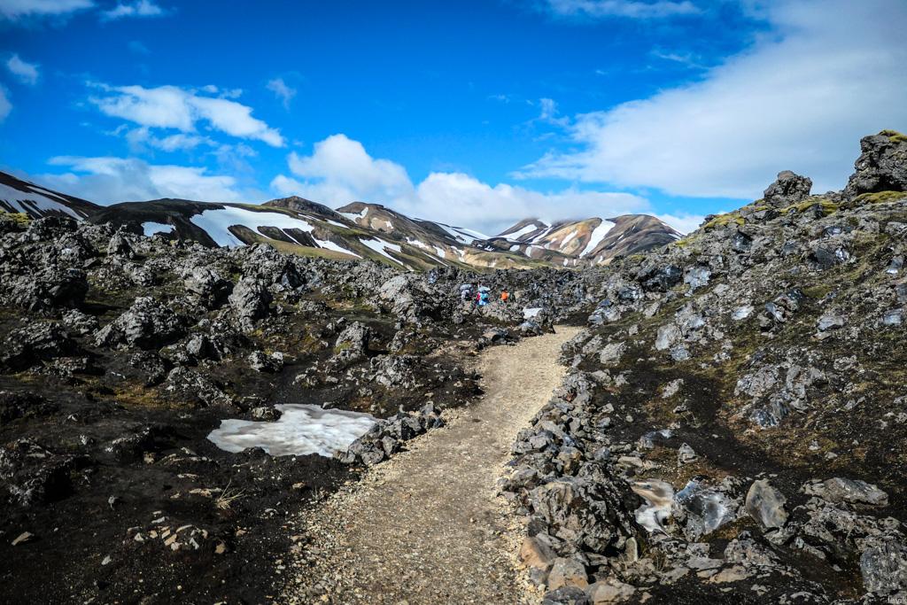 один день программиста из Гугла в походе по Исландии, фото 9