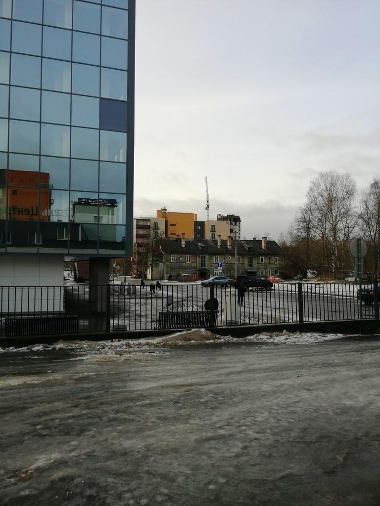 один день писательницы в Петрозаводске, Карелия, фото 14