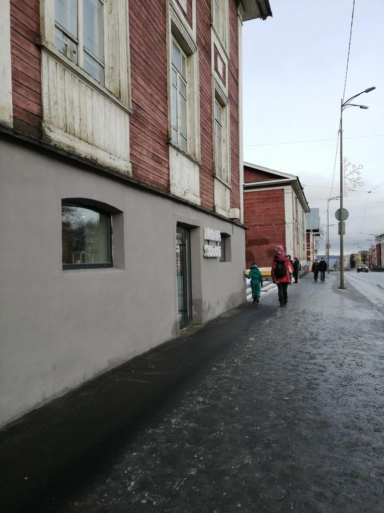 один день писательницы в Петрозаводске, Карелия, фото 21