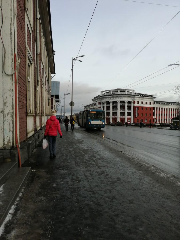 один день писательницы в Петрозаводске, Карелия, фото 22