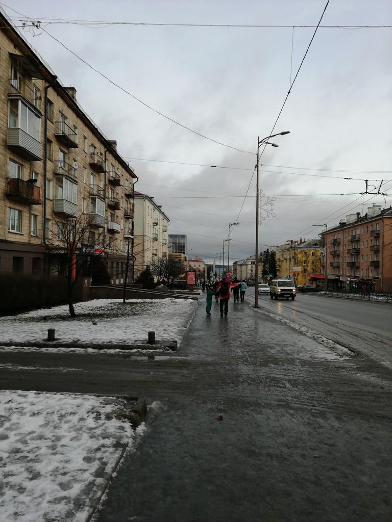 один день писательницы в Петрозаводске, Карелия, фото 23