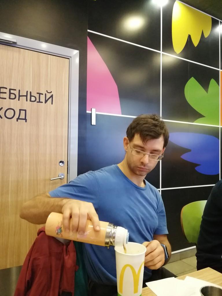 один день писательницы в Петрозаводске, Карелия, фото 29