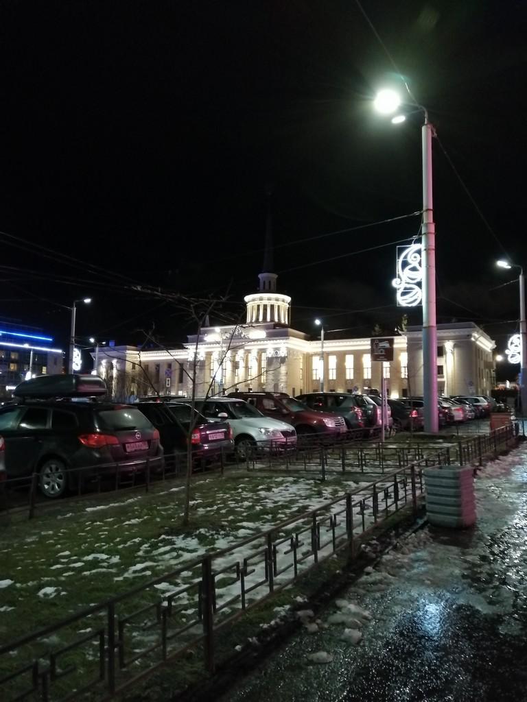 один день писательницы в Петрозаводске, Карелия, фото 41