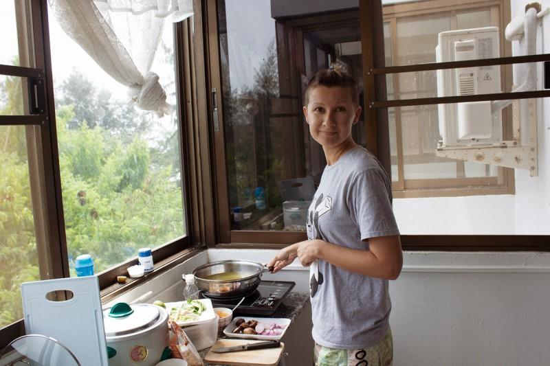 один день фрилансера в тайской глуши, стирка, готовка, бытовуха, фото 18