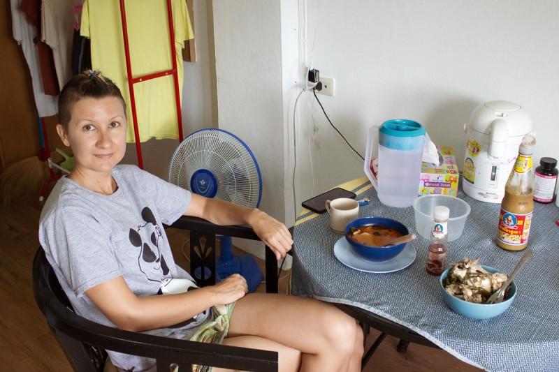 один день фрилансера в тайской глуши, стирка, готовка, бытовуха, фото 21