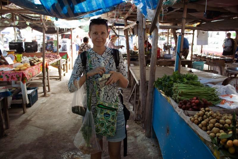 один день фрилансера в тайской глуши, стирка, готовка, бытовуха, фото 37