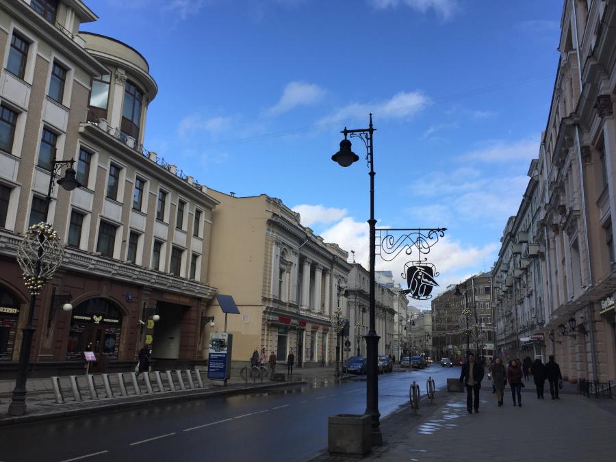 один обычный понедельник психолога, город Москва, фото 23