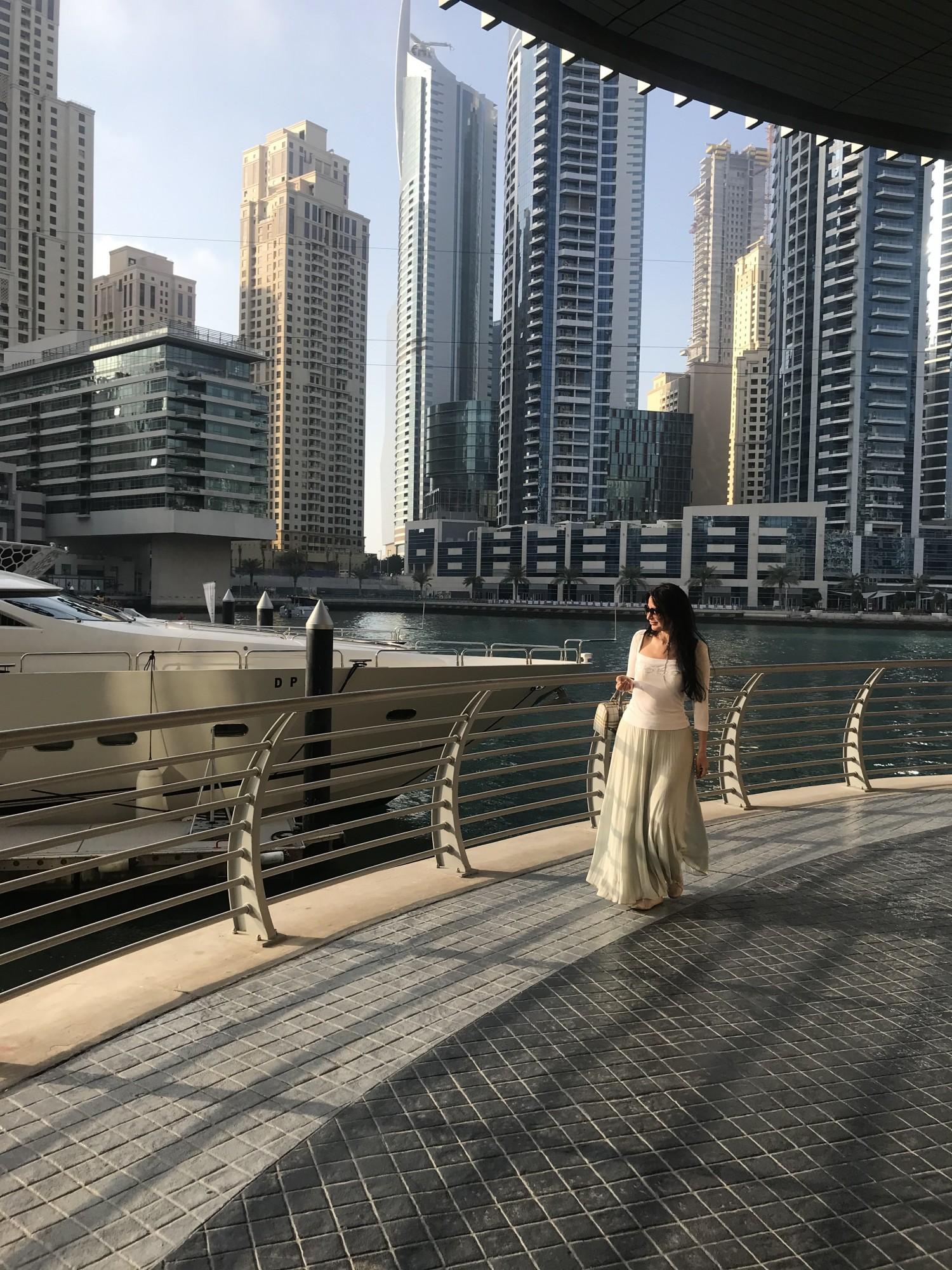 один мой выходной в Дубае, Объединенные Арабские Эмираты, фото 6