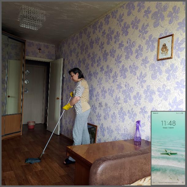 один мой день на карантине проведенный дома, Челябинск, фото 20