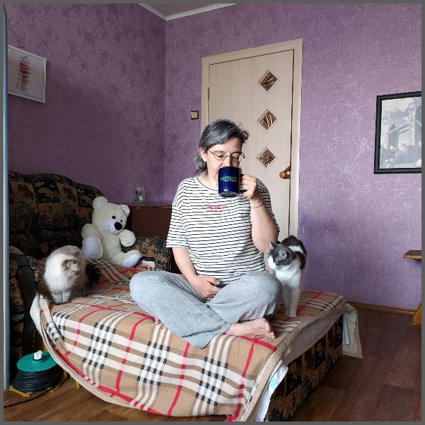 один мой день на карантине проведенный дома, Челябинск, фото 9