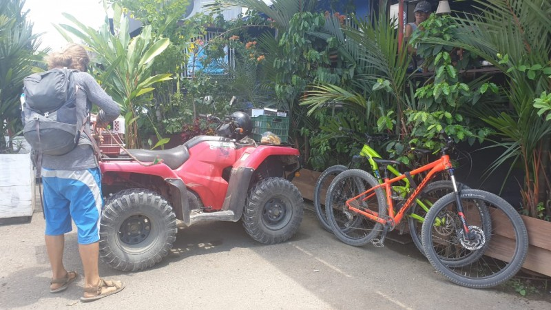 Один мой день прожитый в джунглях, Коста-Рика, фото 25