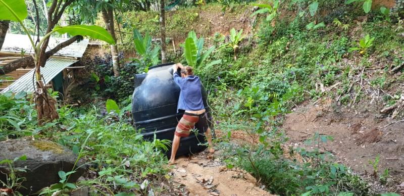 Один мой день прожитый в джунглях, Коста-Рика, фото 8