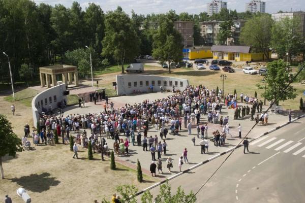 Один день корреспондента районной газеты, Павловский Посад, фото 9