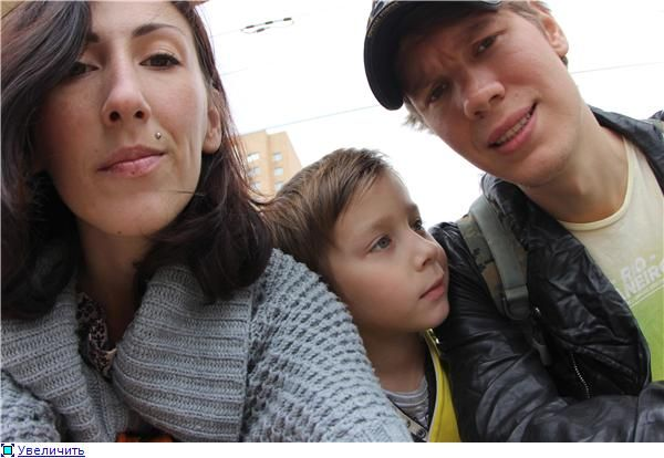 один выходной день семейной пары, фотоотчет, фото 15