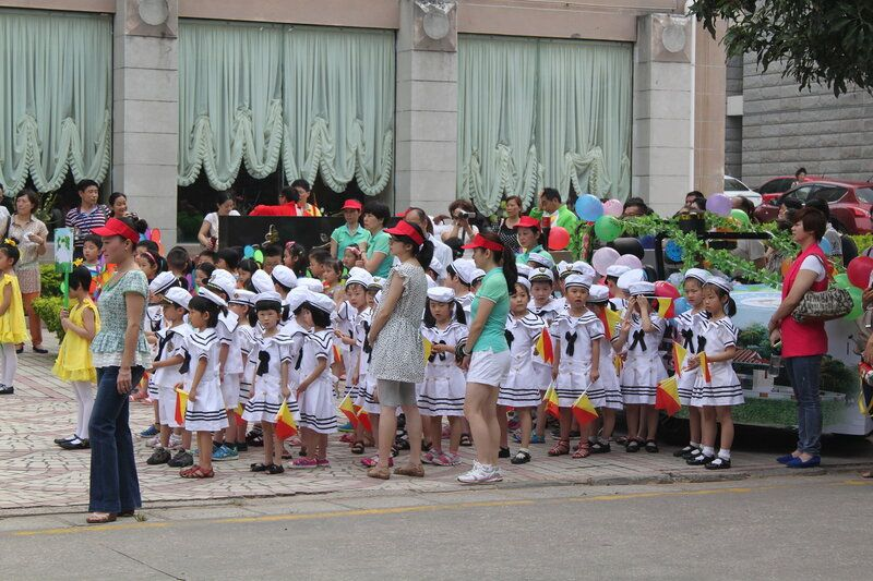 День защиты детей на субтропическом острове Сямэнь, Юго-Восток Китая, фото 12