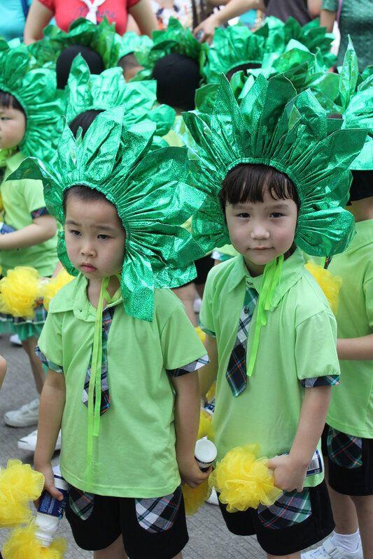 День защиты детей на субтропическом острове Сямэнь, Юго-Восток Китая, фото 15