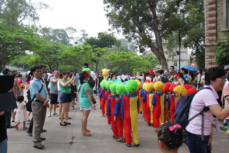 День защиты детей на субтропическом острове Сямэнь, Юго-Восток Китая, фото 18