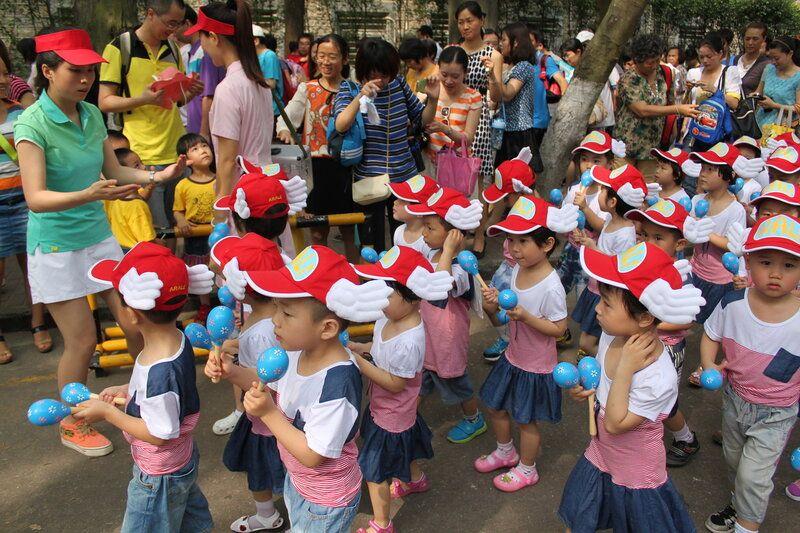 День защиты детей на субтропическом острове Сямэнь, Юго-Восток Китая, фото 19