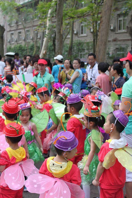 День защиты детей на субтропическом острове Сямэнь, Юго-Восток Китая, фото 22