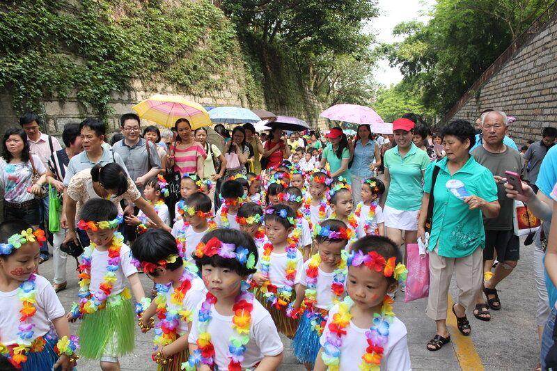 День защиты детей на субтропическом острове Сямэнь, Юго-Восток Китая, фото 25