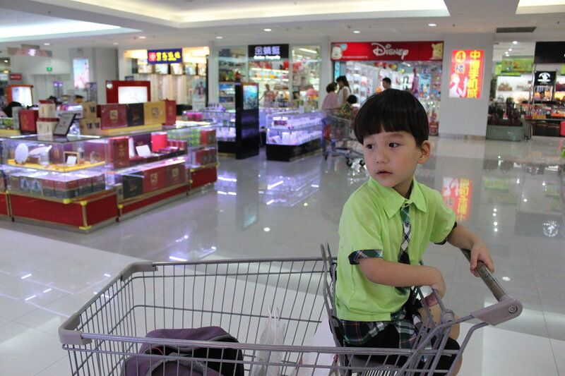 День защиты детей на субтропическом острове Сямэнь, Юго-Восток Китая, фото 35
