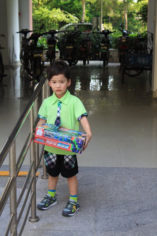 День защиты детей на субтропическом острове Сямэнь, Юго-Восток Китая, фото 41