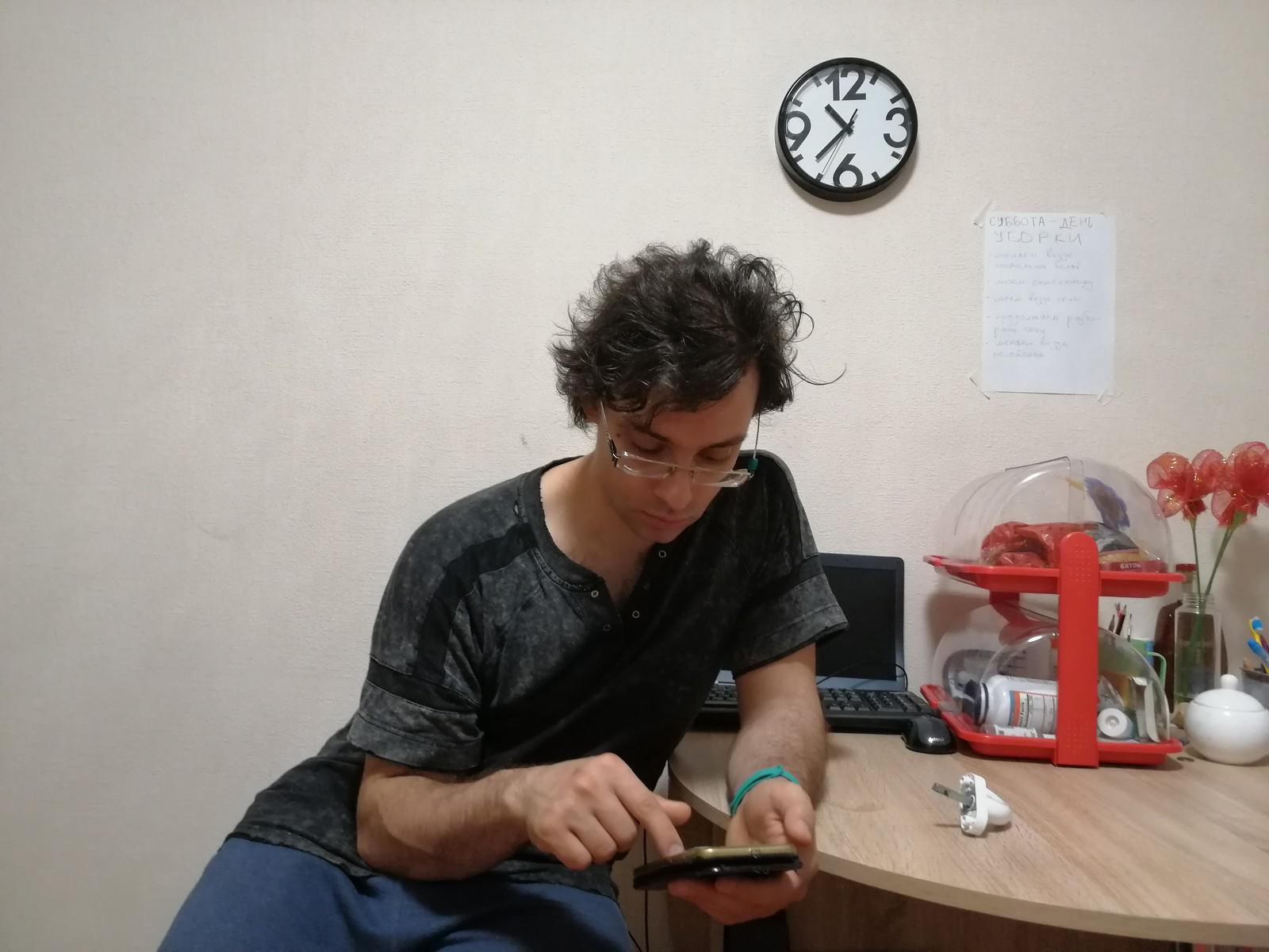 Одна суббота учителя и журналиста в коммуне, Санкт-Петербург, фото 32