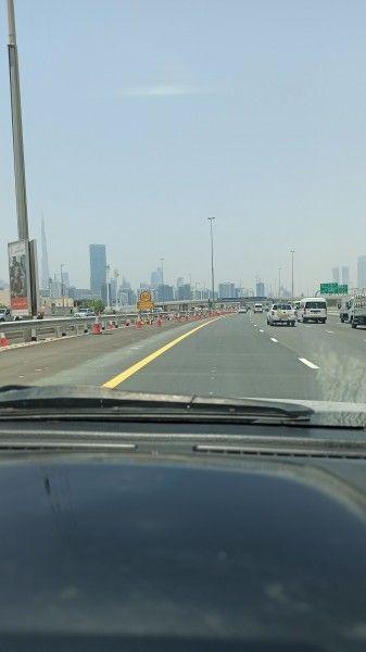 Один рабочий день в пост-карантинном городе Дубае, ОАЭ, фото 17