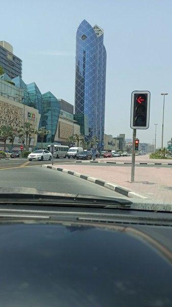 Один рабочий день в пост-карантинном городе Дубае, ОАЭ, фото 19