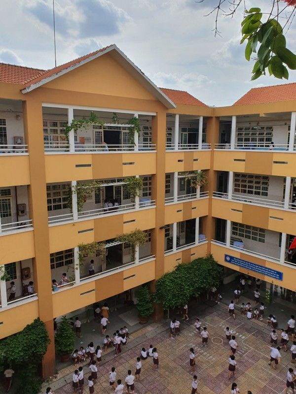 Один день учительницы английского языка в бескарантинном Вьетнаме, фото 22