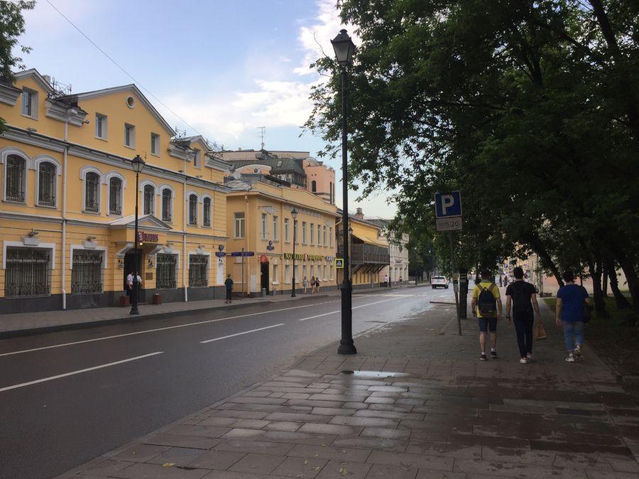 Один будний день из жизни обычного человека, Москва, фото 33