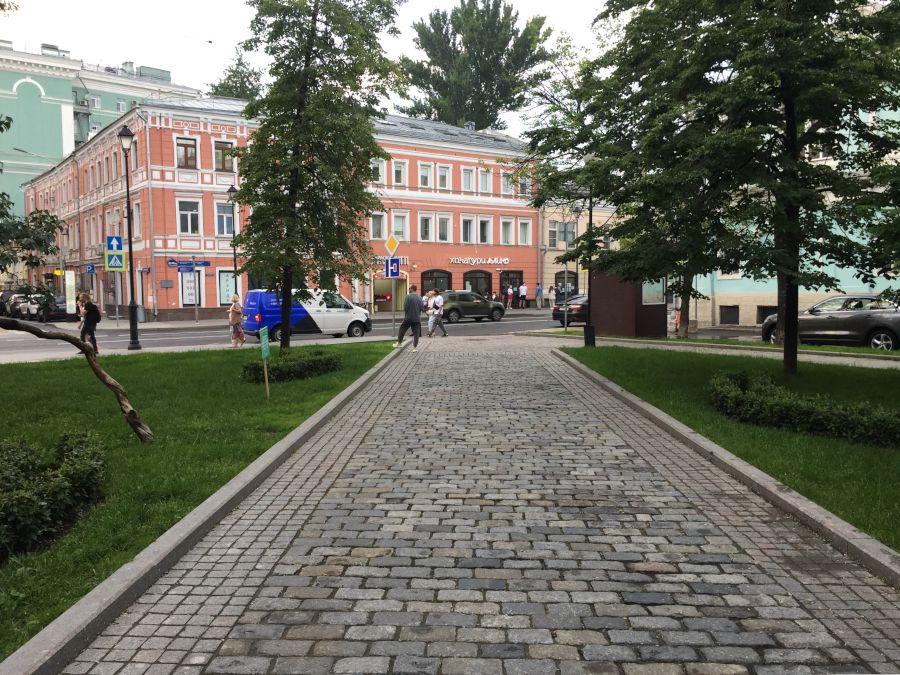 Один будний день из жизни обычного человека, Москва, фото 35