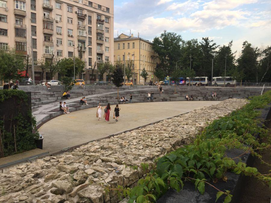 Один будний день из жизни обычного человека, Москва, фото 37