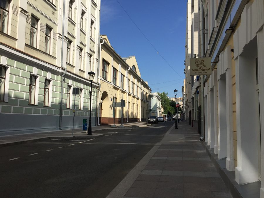 Один будний день из жизни обычного человека, Москва, фото 5