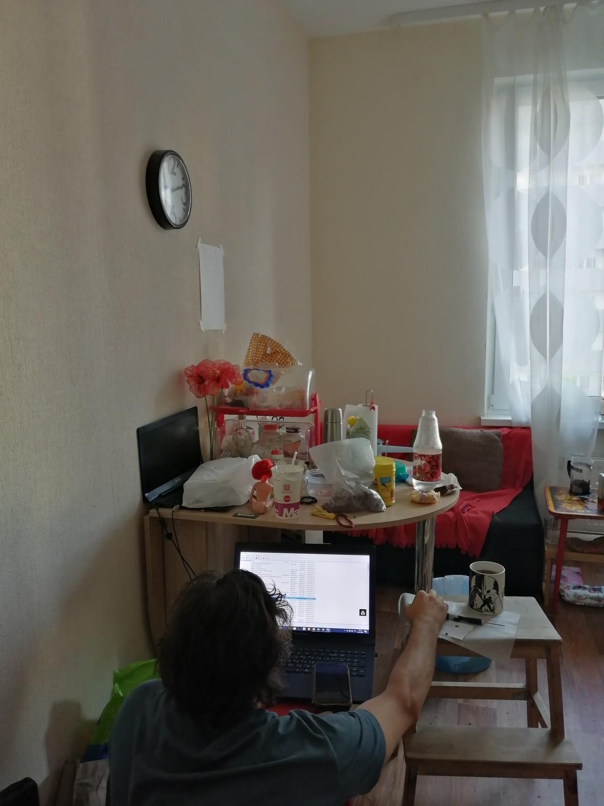 Один будний день журналиста и писателя в коммуне, Санкт-Петербург, фото 17