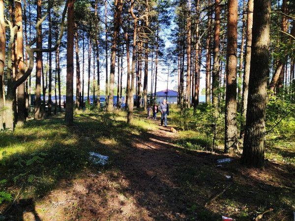 Один мой день в пути, из Санкт-Петербурга в Карелию, фото 17