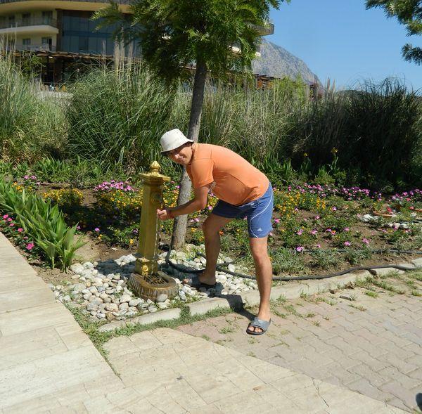 Один день программиста на отдыхе в отеле поселка Гёйнюк, Турция, фото 18