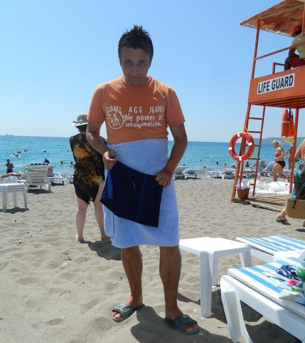 Один день программиста на отдыхе в отеле поселка Гёйнюк, Турция, фото 23