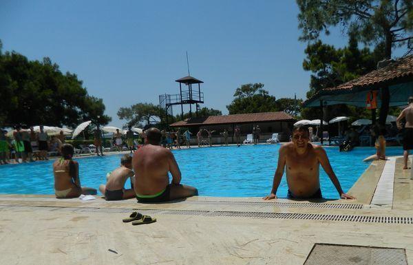 Один день программиста на отдыхе в отеле поселка Гёйнюк, Турция, фото 30