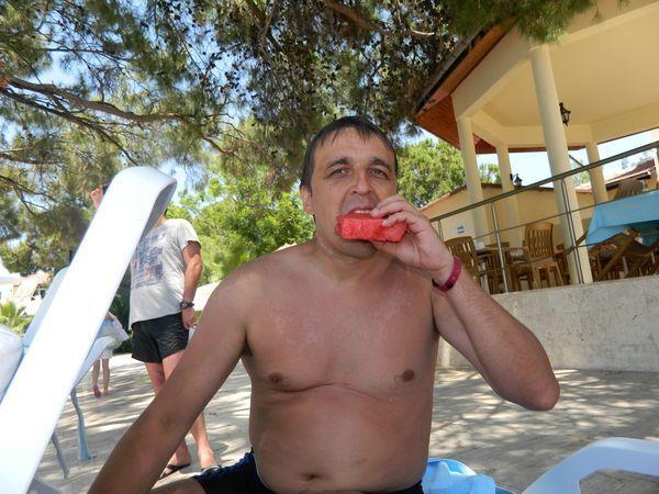 Один день программиста на отдыхе в отеле поселка Гёйнюк, Турция, фото 31