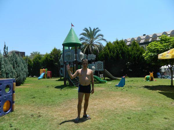 Один день программиста на отдыхе в отеле поселка Гёйнюк, Турция, фото 34