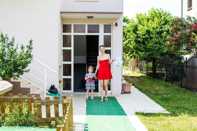 Один мой летний день в Подгорице, работа, дети, муж, фото 52