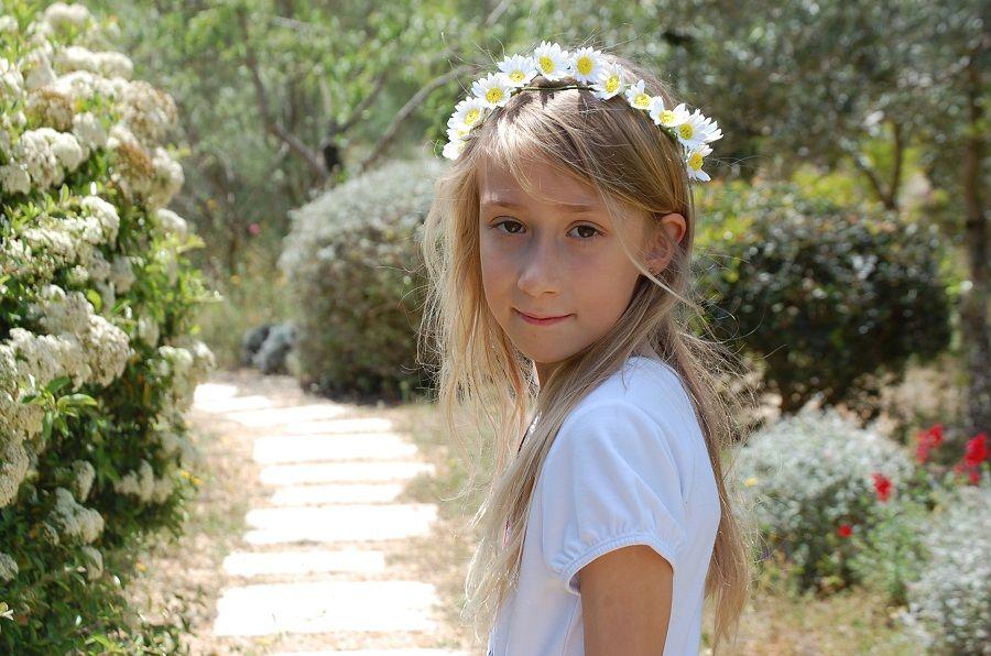 Один мой летний день в цветочном саду, вся семья в сборе, Испания, фото 18