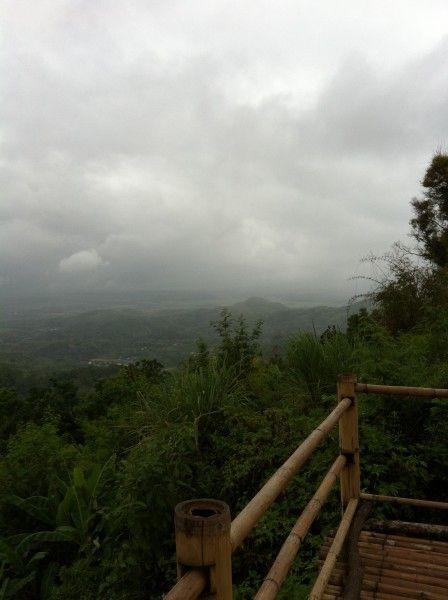 Один мой день в облаках, по дорогам Таиланда