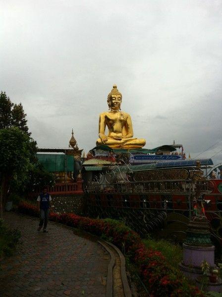 Один мой день в облаках, по дорогам Таиланда, фото 12